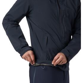 Mountain Hardwear Exposure/2 Gore-Tex Paclite Venyvä Pulloveri Miehet, dark storm